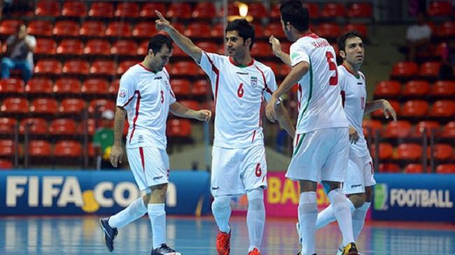 پیروزی پرگل ایران مقابل ویتنام و صعود به مرحله نیمه نهایی