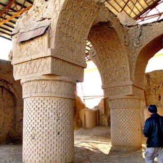 مسجد نه گنبد بلخ