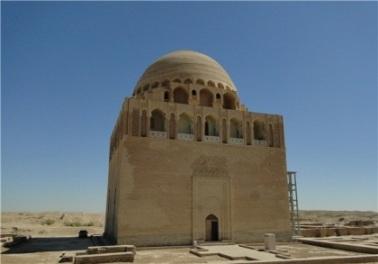آرامگاه سلطان سنجر در مرو