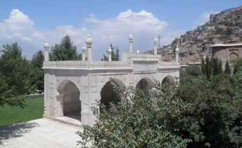 باغ بابرشاه در کابل