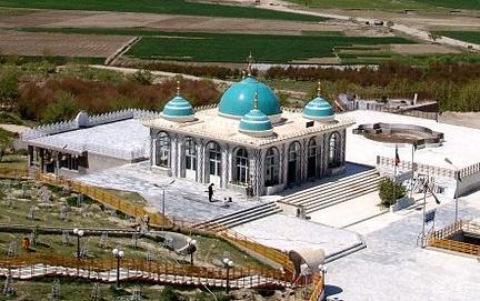 زیارتگاه باباصاحب در قندهار