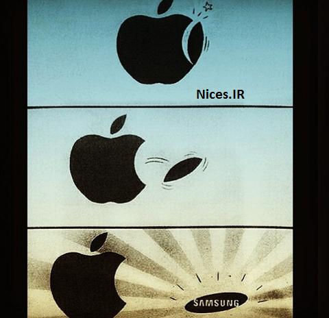 لگو اپل و سامسونگ