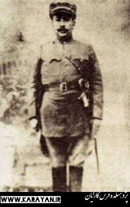عباس خان نخعی