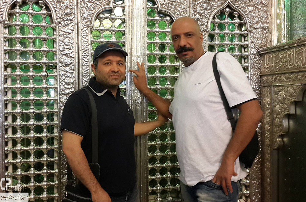 امیر جعفری و علی صالحی