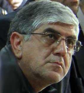 رحیم علیزاده بخشدارمرکزی آذرشهر