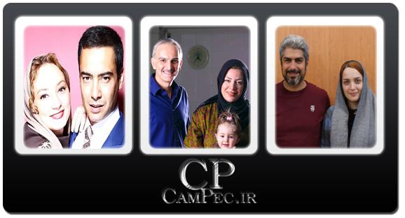 کانال+تلگرام+بازیگران+و+همسرانشان