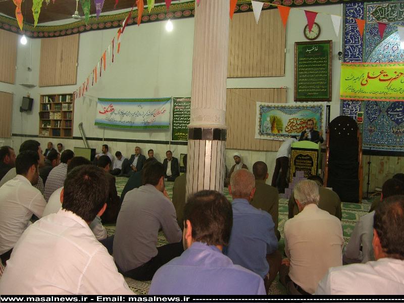 ماسال نیوز ایستگاه صلواتی به مناشبت میلاد امام علی (ع) د رماسال