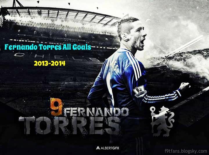 11 گل فرناندو تورس در چلسی، فصل 2014-2013