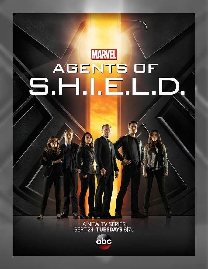 سریال Marvels Agents of SHIELD فصل اول
