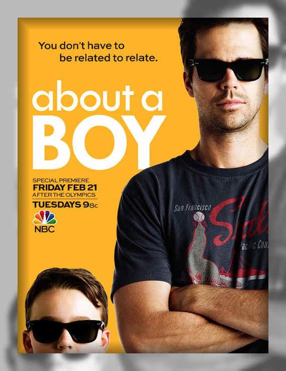 سریال About a Boy فصل 2