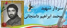 سردار شهید محمد ابراهیم دامنجانی