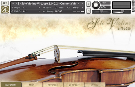 4scoring solo violin banner دانلود 4Scoring Solo Violin Virtuoso طبیعی ترین وی اس تی ویولن