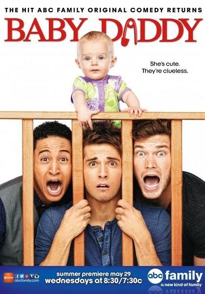 سریال Baby Daddy فصل سوم