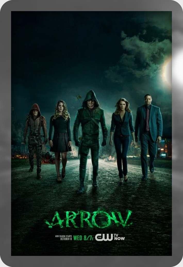 سریال Arrow فصل دوم