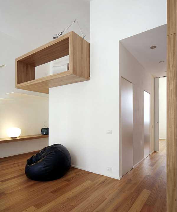 ساختمان مدرن اثر هنری گروه معماری ایتالیا