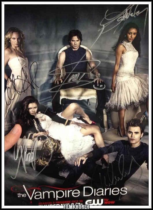 سریال The Vampire Diaries فصل 6