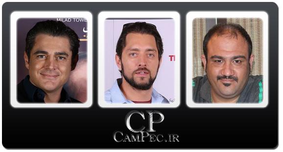 تک عکس های جدید بازیگران مرد