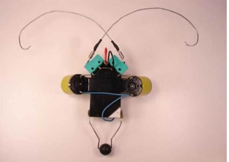 اموزش تصویری ساخت روبات بدون نرم افزار