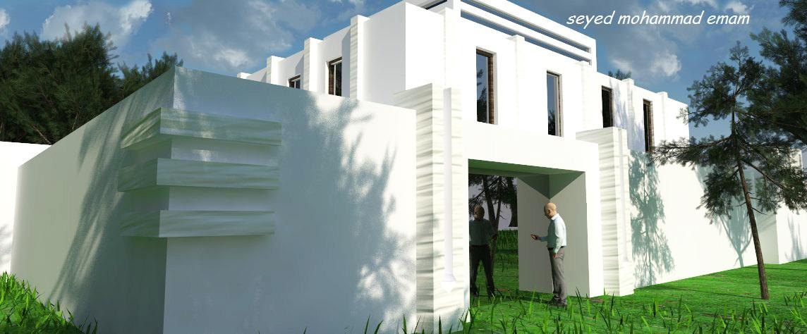 انجام پروژه های معماری - پروژه دانشجویی - پلان - رندر - غرفه نمایشگاه - طراحی - قیمت مناسب - desijf