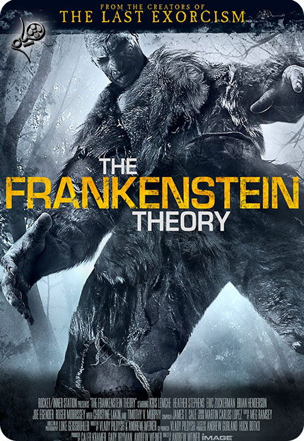 Frankenstein Theory Poster 1 18 13 دانلود فیلم The Frankenstein Theory 2013