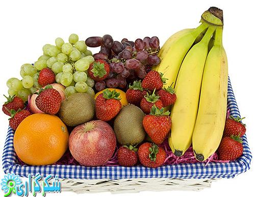 معرفی میوه ها و سبزیجات ملین برای درمان یبوست