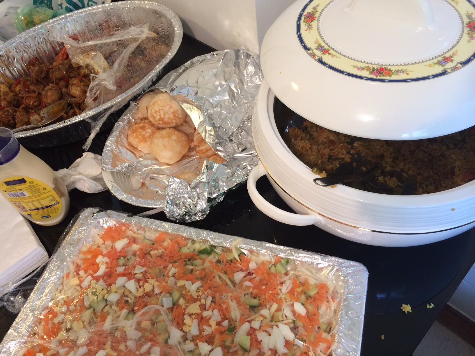غذای مهمونی
