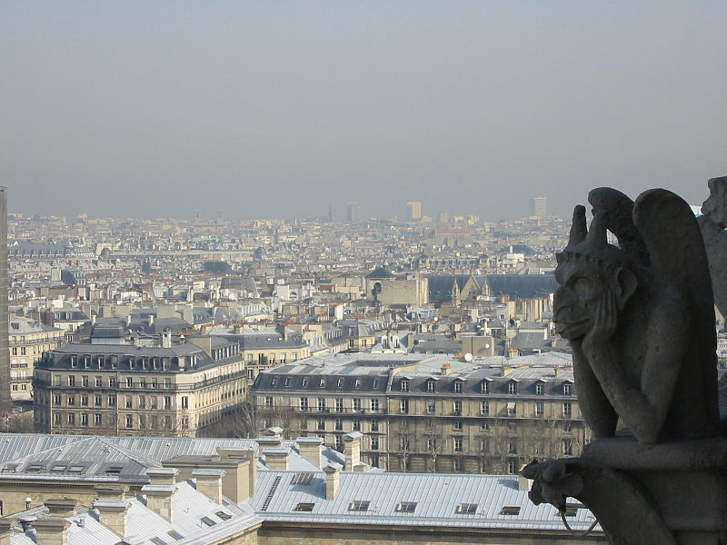اوژن ویوله لودوک Eugene Viollet-Ie- Duc معمار شهیر فرانسوی