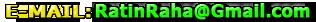 وبسایت رسمی راتین رها - ایمیل راتین رها