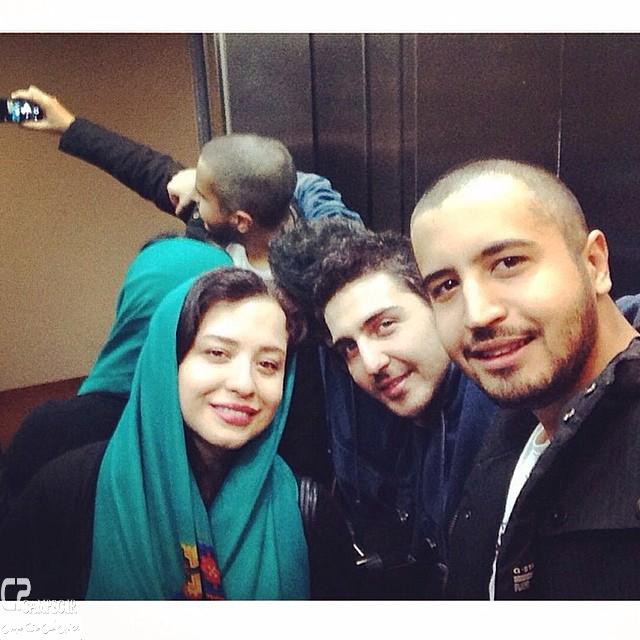 مهراوه شریفی نیا و محمد رضا غفاری و مهرداد صدیقیان
