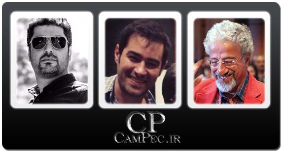 تک عکس های جدید بازیگران مرد در خرداد 93