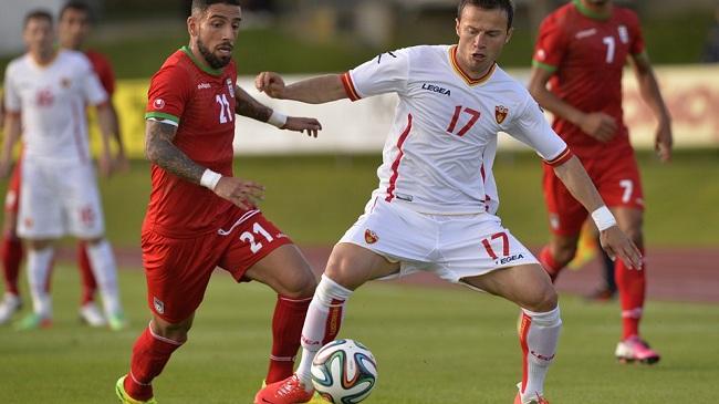 تساوی تکراری تیم ملی فوتبال در اردوی اتریش