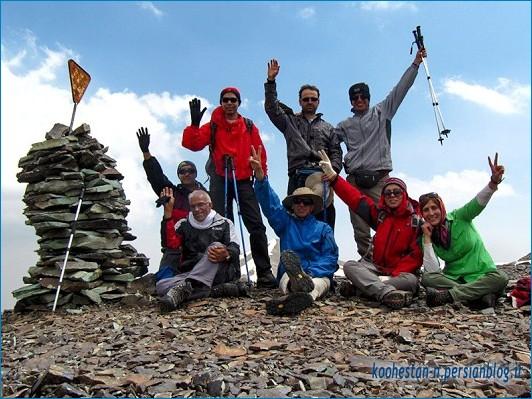 قله پیرزن کلوم