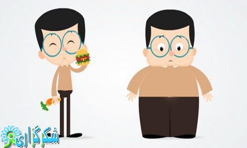 کاهش وزن_کم کردن وزن_کوچک کردن شکم بدون دارو_کم هزینه