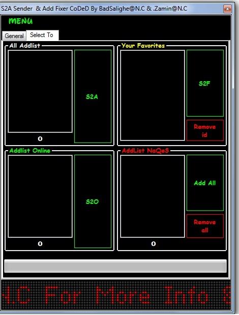 S2A Sender Full Option & Add Fixer By BadSalighe@N.C & .ZaMiN@N.C 2525895