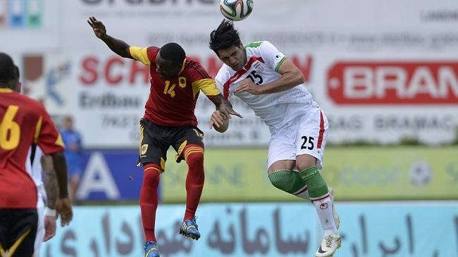 تساوی تیم ملی در سومین دیدار تدارکاتی، این بار مقابل آنگولا