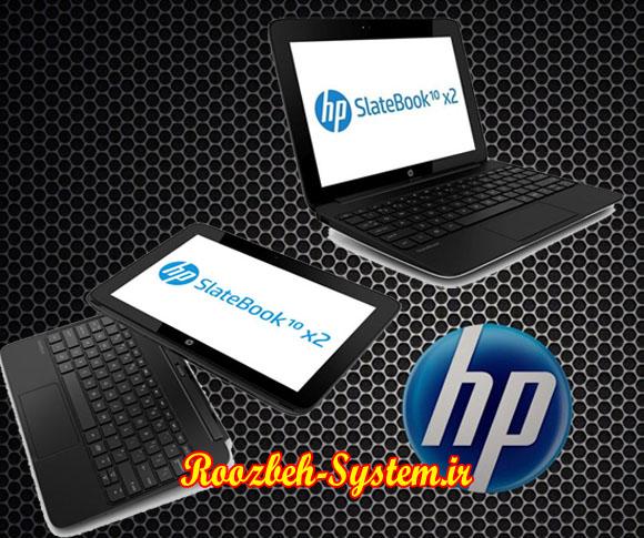معرفی و بررسی مشخصات اولین لپتاپ اندرویدی توسط HP بنام SlateBook