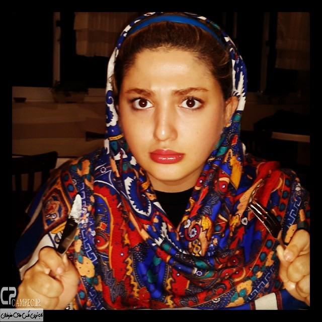 جدید ترین عکس های نازلی رجب پور