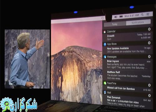 معرفی ویژگی های یوزمیت_سیستم عامل مک اپل