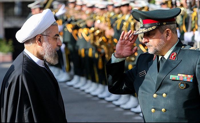 احمدی مقدم و روحانی