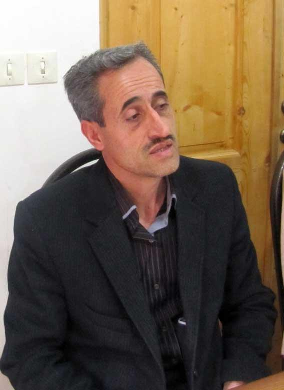 محمدرضا عباس لو در نشست بررسی موضوع حق بر آزادی از منظر اسلام و حقوق بین الملل