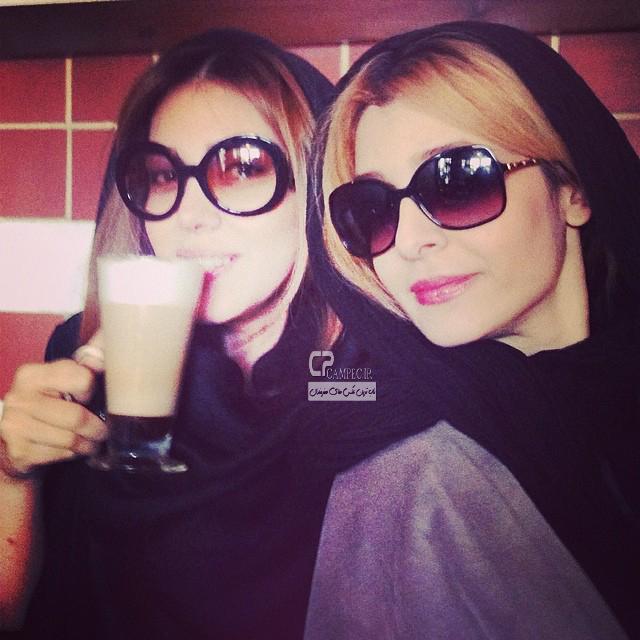 ساره بیات و خواهرش