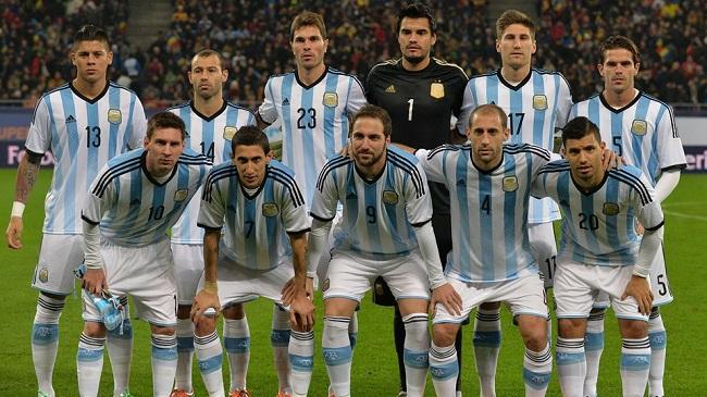 23 بازیکنان نهایی تیم ملی آرژانتین در جام جهانی 2014 برزیل مشخص شد