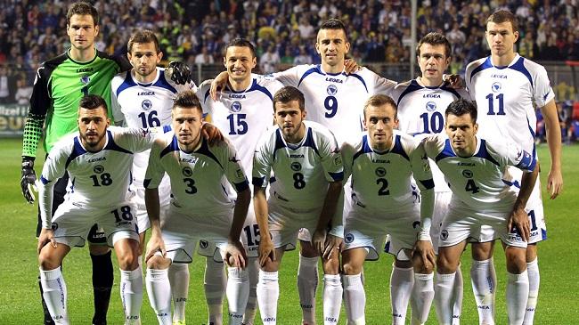 23 بازیکنان نهایی تیم ملی بوسنی در جام جهانی 2014 برزیل مشخص شد
