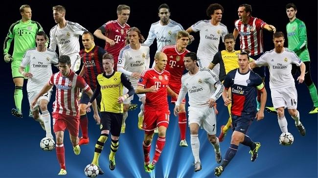 بهترینهای لیگ قهرمانان اروپا انتخاب شدند؛ جای خالی مسی
