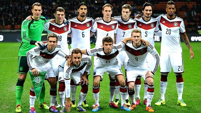 23 بازیکنان نهایی تیم ملی آلمان در جام جهانی 2014 برزیل مشخص شد