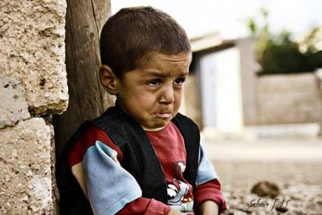 seo,شاد کردن چشمان گریان کودکی فقیر