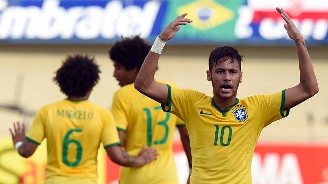 پیروزی پر گل برزیل مقابل پاناما با نمایش فوق العاده نیمار