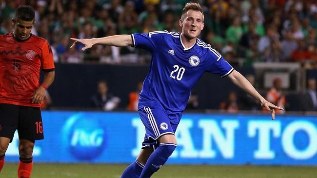 توقف نیجریه مقابل یونان در شب پیروزی بوسنی مقابل مکزیک