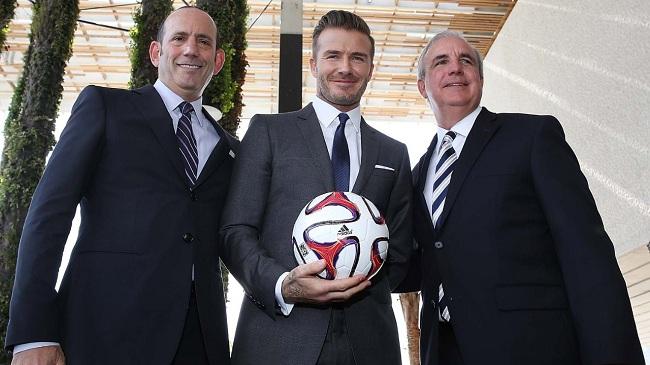 احتمال بازگشت دیوید بکهام به فوتبال