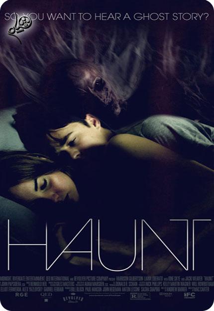 HAUNTEXCPOSTERNEWS دانلود فیلم Haunt 2013